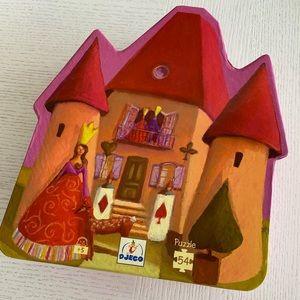 Queen of Hearts 54 piece Puzzle